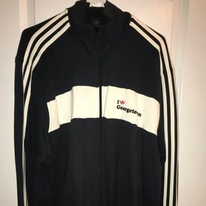 Adidas Georgetown Track Jacket